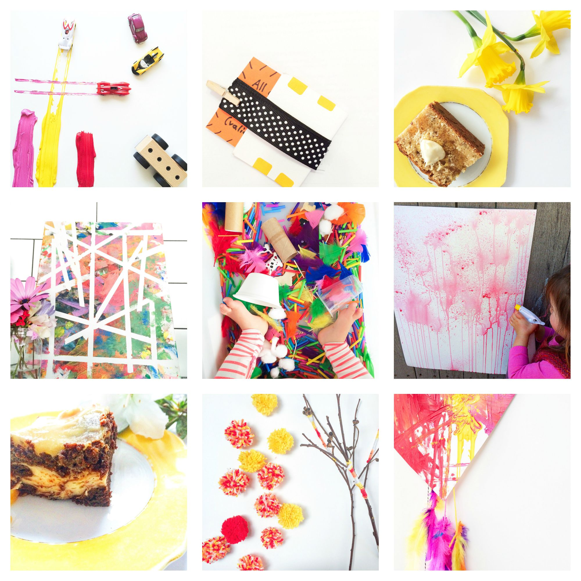Oh Creative September blog feature