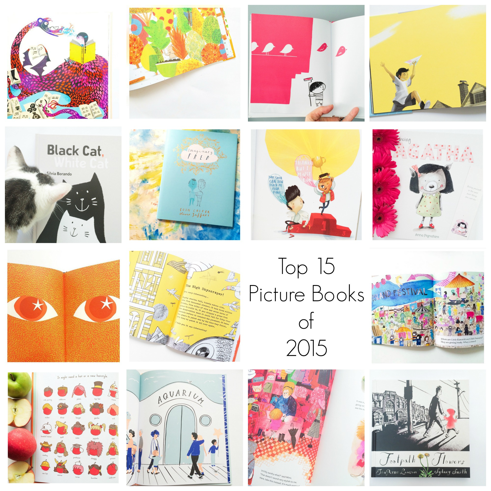 Top 15 Picture Books of 2015