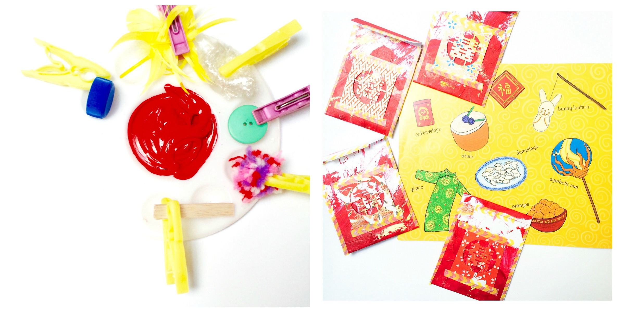Lunar new year crafts - Lunar New Year Crafts Www Ohcreativeday Com