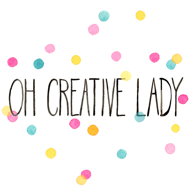 Oh Creative Lady - Oh Creative Day