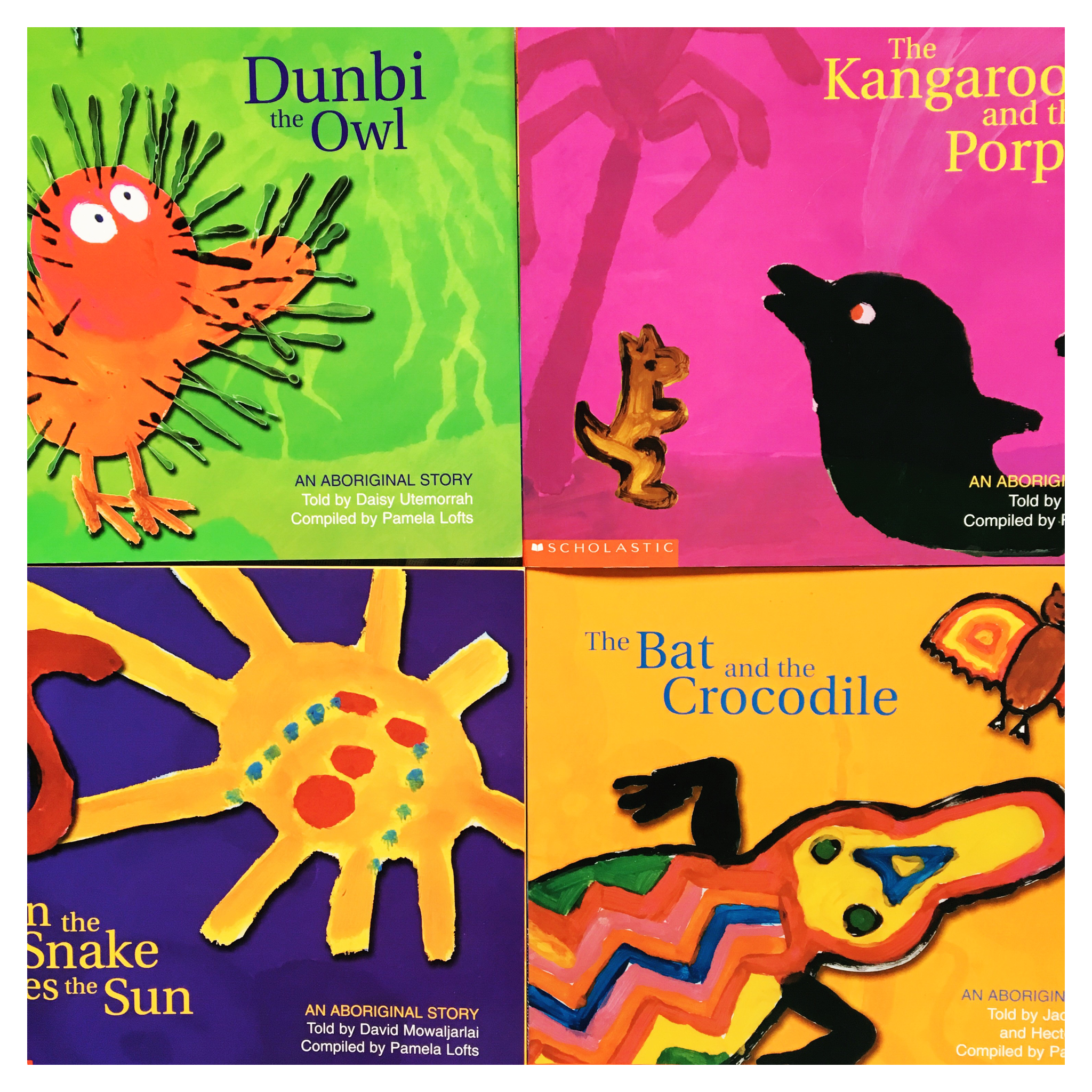 Indigenous Picture Books