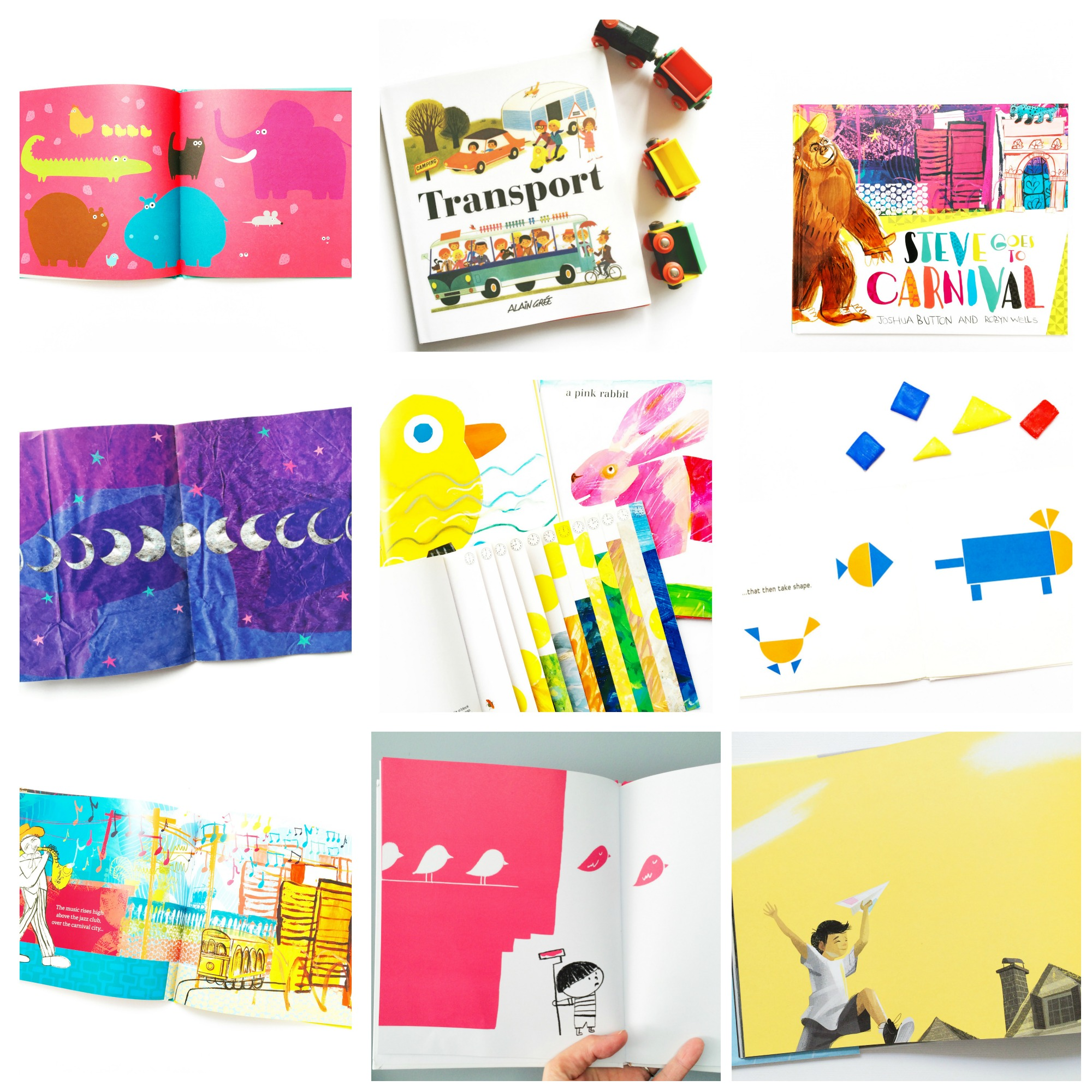 Picture Books We've Enjoyed This June www.ohcreativeday.com
