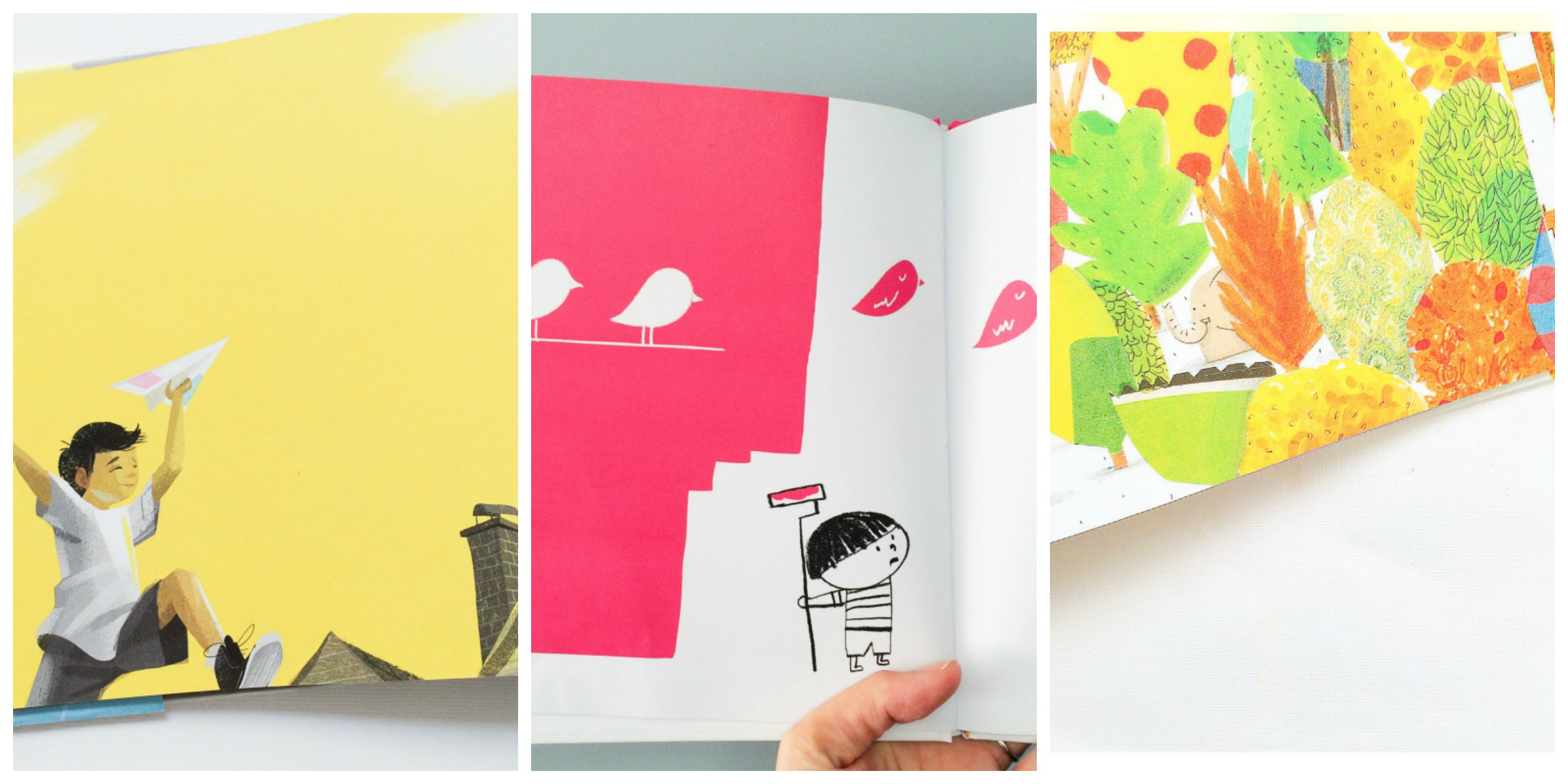 http://www.hellowonderful.co/post/9-WONDERFUL-WORDLESS-PICTURE-BOOKS-THAT-INSPIRE-IMAGINATION-IN-KIDS