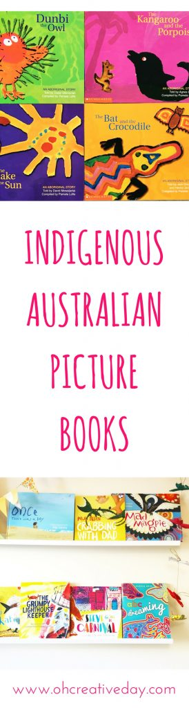 Indigenous Australian culture is one filled with amazing stories. Here are some of our favourite Indigenous picture books.
