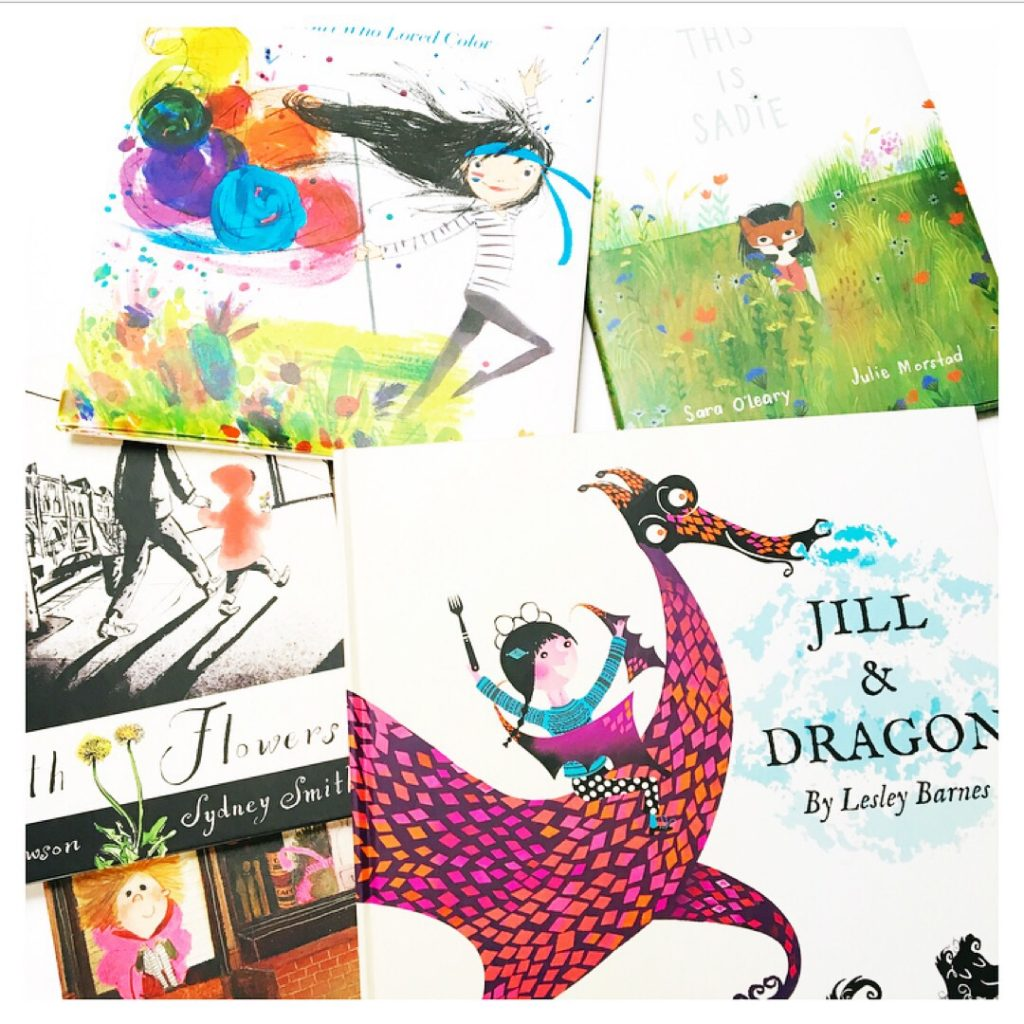 10 Fabulous Female Picture Book Characters