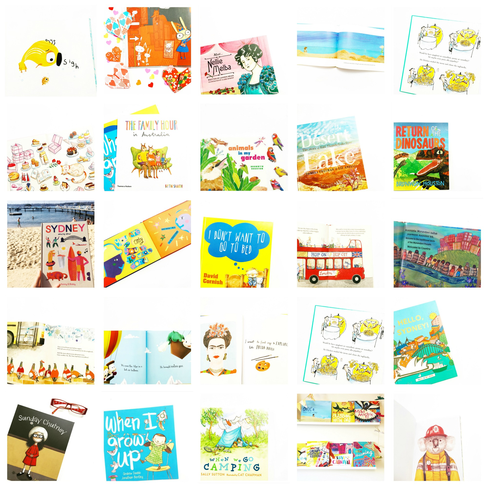 26 of the Best Australian Picture Books