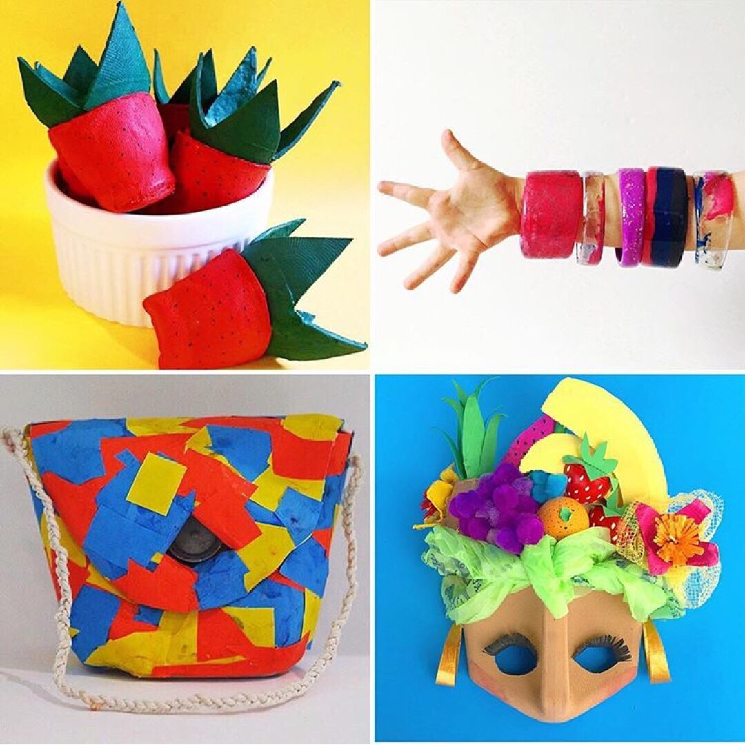 craft with containers