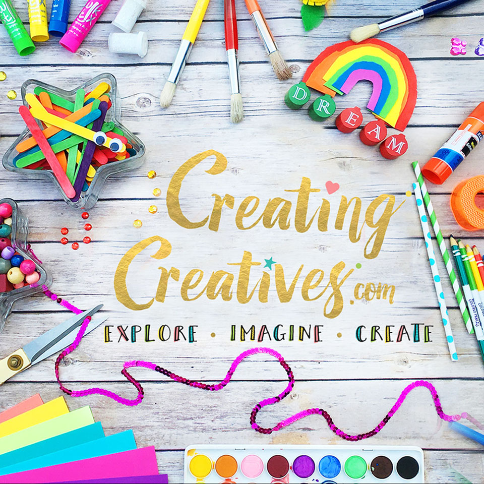 Oh Creative Lady Meet Shelly from Creating Creatives